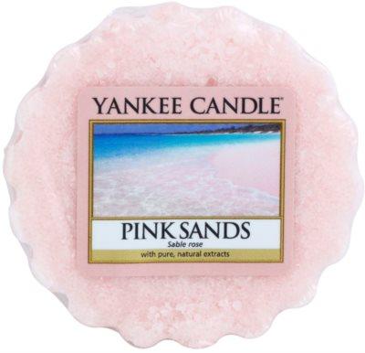 Yankee Candle Pink Sands ceară pentru aromatizator
