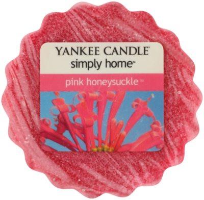 Yankee Candle Pink Honeysuckle Wax Melt