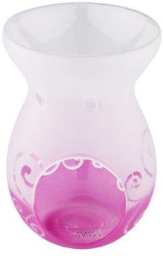 Yankee Candle Purple Scroll Lampă aromaterapie din ceramică