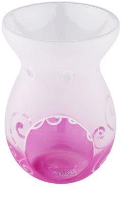 Yankee Candle Purple Scroll Lámpara aromática de cristal