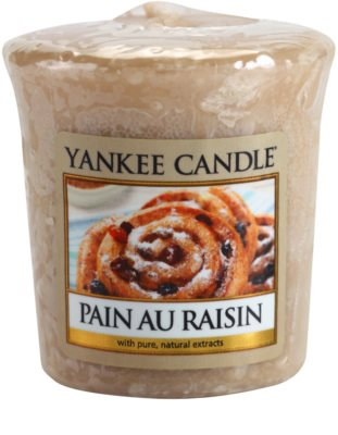 Yankee Candle Pain au Raisin votívna sviečka
