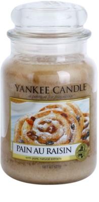 Yankee Candle Pain au Raisin dišeča sveča   Classic velika