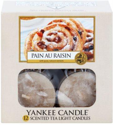 Yankee Candle Pain au Raisin čajna sveča 2