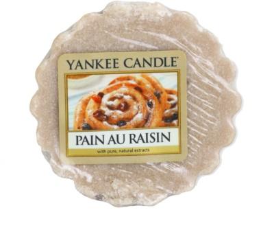 Yankee Candle Pain au Raisin illatos viasz aromalámpába