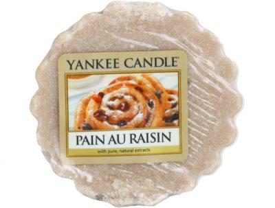 Yankee Candle Pain au Raisin vosek za aroma lučko
