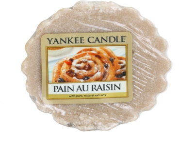Yankee Candle Pain au Raisin Wachs für Aromalampen