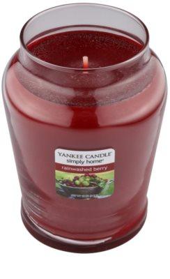 Yankee Candle Rainwashed Berry lumanari parfumate   mediu 1