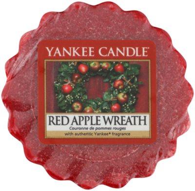 Yankee Candle Red Apple Wreath cera derretida aromatizante