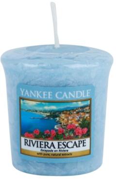 Yankee Candle Riviera Escape velas votivas