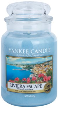 Yankee Candle Riviera Escape Scented Candle  Classic Large