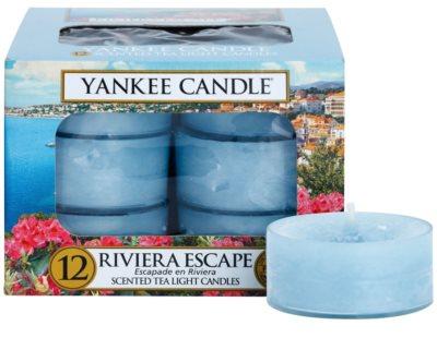 Yankee Candle Riviera Escape vela de té
