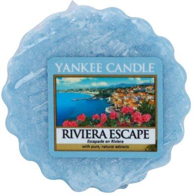 Yankee Candle Riviera Escape cera derretida aromatizante
