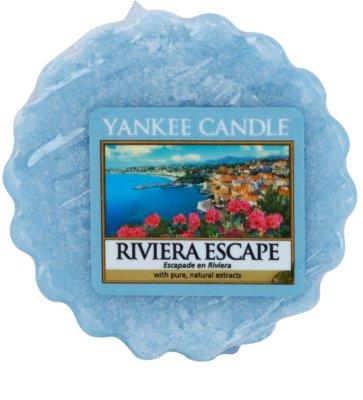 Yankee Candle Riviera Escape illatos viasz aromalámpába