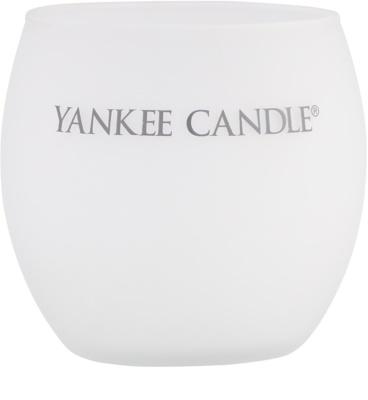 Yankee Candle Roly Poly Portavelas de vidrio    (Pure)