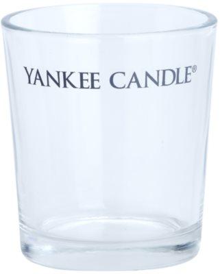 Yankee Candle Roly Poly candeeiro em vidro para vela    (Pure)