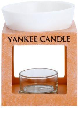 Yankee Candle Rustic Modern Keramična aroma lučka    (Terracotta)