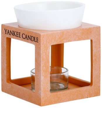 Yankee Candle Rustic Modern Ceramic Aroma Lamp     (Terracotta) 1