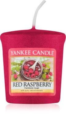 Yankee Candle Red Raspberry vela votiva