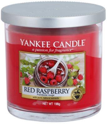 Yankee Candle Red Raspberry vela perfumado  Décor pequena