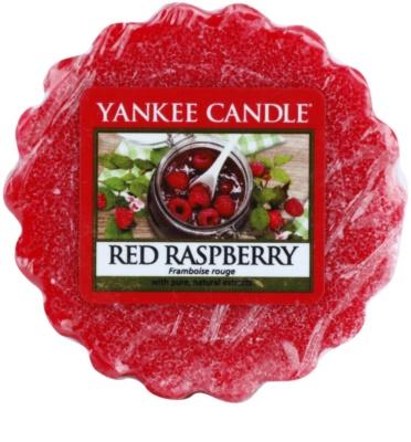 Yankee Candle Red Raspberry cera para lámparas aromáticas