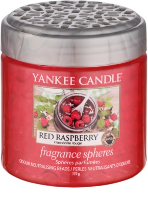 Yankee Candle Red Raspberry dišeči biseri