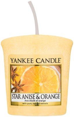 Yankee Candle Star Anise & Orange вотивна свічка