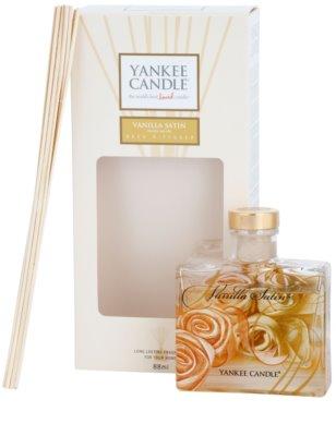 Yankee Candle Vanilla Satin aroma difuzér s náplní  Signature