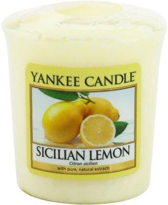 Yankee Candle Sicilian Lemon Votivkerze