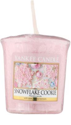 Yankee Candle Snowflake Cookie votivní svíčka