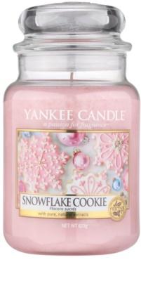 Yankee Candle Snowflake Cookie lumanari parfumate   Clasic mare