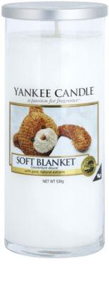 Yankee Candle Soft Blanket illatos gyertya   Décor nagy