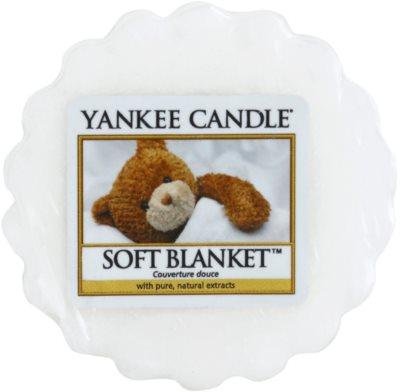 Yankee Candle Soft Blanket ceară pentru aromatizator