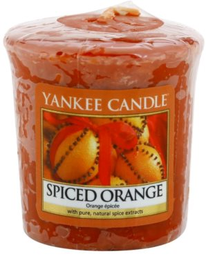 Yankee Candle Spiced Orange vela votiva