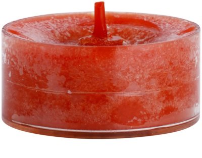 Yankee Candle Spiced Orange vela de té 1