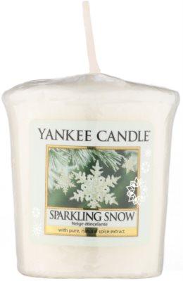 Yankee Candle Sparkling Snow viaszos gyertya