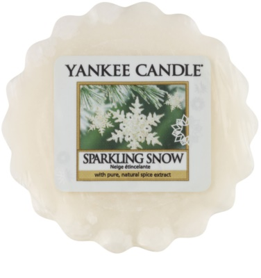 Yankee Candle Sparkling Snow vosk do aromalampy