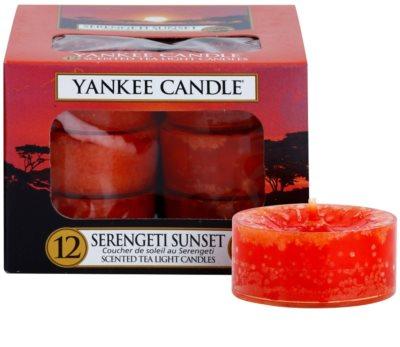 Yankee Candle Serengeti Sunset lumânare