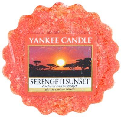 Yankee Candle Serengeti Sunset ceară pentru aromatizator