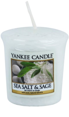 Yankee Candle Sea Salt & Sage Votivkerze