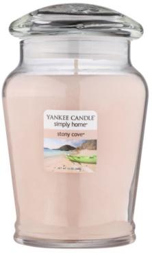 Yankee Candle Stony Cove Duftkerze   mittlere