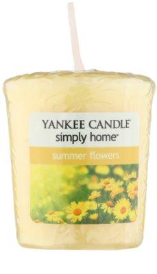 Yankee Candle Summer Flowers sampler