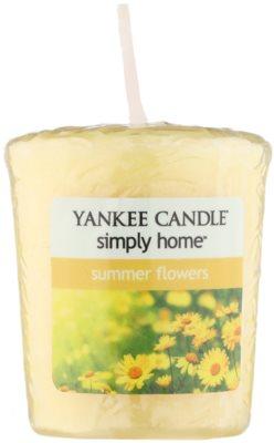 Yankee Candle Summer Flowers Votivkerze