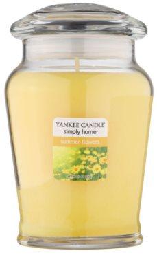 Yankee Candle Summer Flowers dišeča sveča   srednja