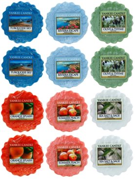 Yankee Candle Summer set cadou 1