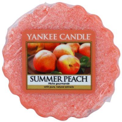 Yankee Candle Summer Peach illatos viasz aromalámpába