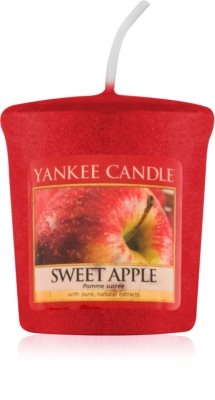 Yankee Candle Sweet Apple vela votiva