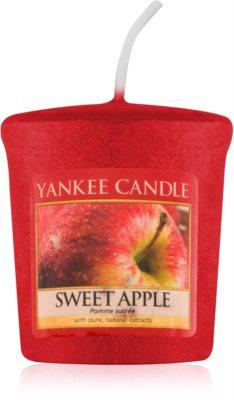 Yankee Candle Sweet Apple votivní svíčka