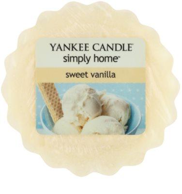 Yankee Candle Sweet Vanilla Wax Melt