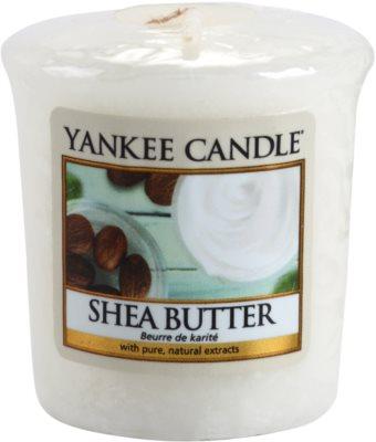 Yankee Candle Shea Butter vela votiva