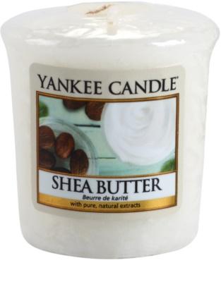 Yankee Candle Shea Butter viaszos gyertya